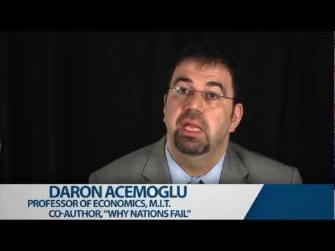 Daron Acemoglu on How Inequality Weakens Nations