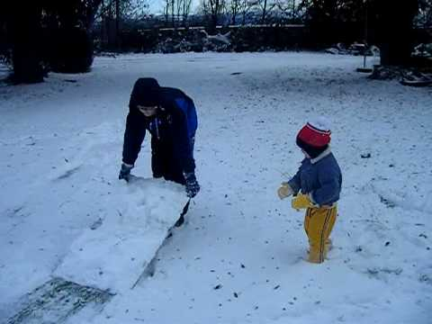 Snowy Merry Christmas #3