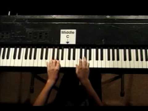 Piano Lesson - Hanon Finger Exercise #13