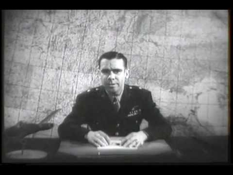 Operational Report Clarion: Gen Todd Explains Mission (1945)