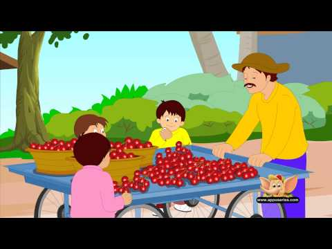 Nursery Rhyme - Cherry Ripe