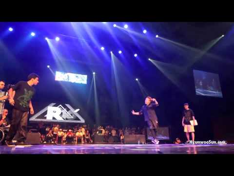 R16 KOREA 2011 - Lil G (Venezuela) vs. Taisuke (Japan) | Final Round