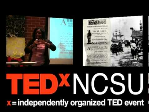 TEDxNCSU - Dr Blair Kelley - Kicking Off this National Conversation on Race