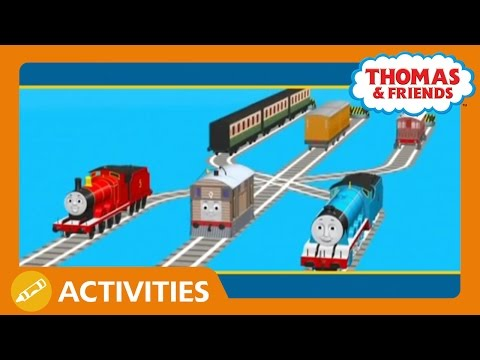 Thomas & Friends: Pulling Coaches Play Along