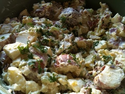 Potato Salad - Unbelievable!