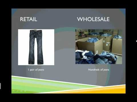 Wholesale Stage - Stuff Project - Social Studies