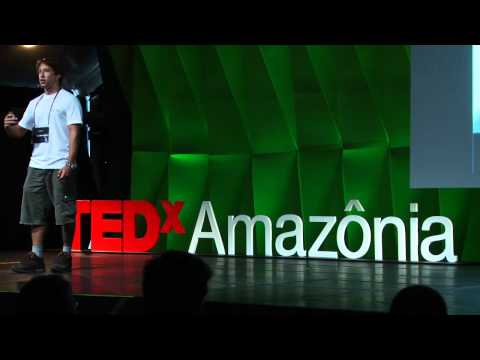 TEDxAmazonia - Sergio Laus | and the longest wave in the world - Nov.2010