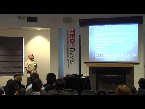 TEDxDavis-Bob Ostertag-Less is More