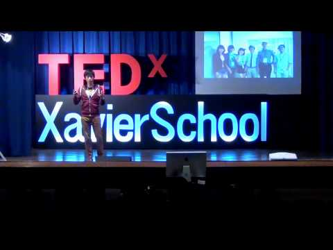 TEDxXavierSchool - Raynard Lao - The Happiness of Risk, by a 16 year old