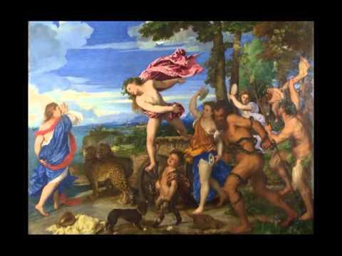 Titian, Bacchus and Ariadne, 1523-24