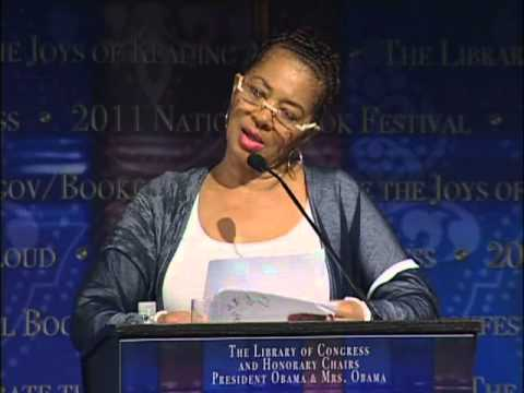 Terry McMillan: 2011 National Book Festival