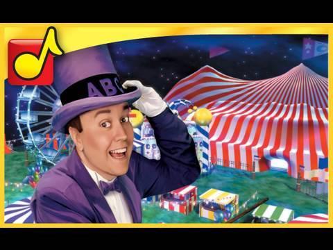 Preschool - Alphabet Circus