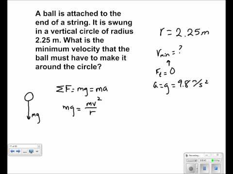 Uniform Circular Motion Presentation #42
