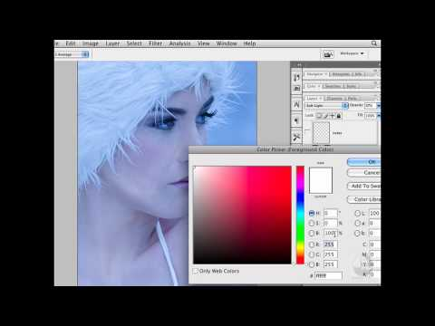 Photoshop: Reducing wrinkles with Burn and Dodge | lynda.com