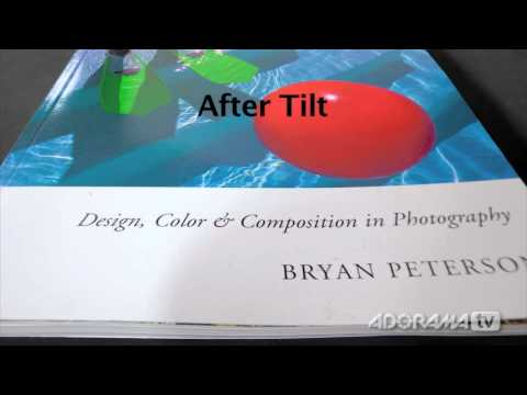 Using a Tilt Shift Lens: Ep 204: Digital Photography 1 on 1