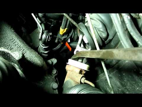 Steering Gear Removal and Replacement