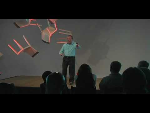"TEDxCreativeCoast - Frank Spencer - ""The Matrix of Creativity"""