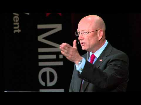 TEDxMileHigh - Gene Renuart - Enabling Wounded Warriors