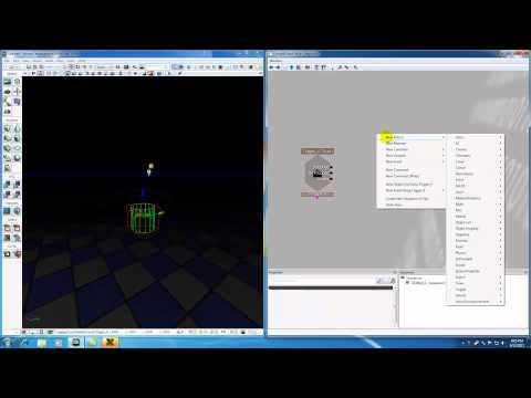 Unreal Development Kit UDK Tutorial - 43 - Turning on Lights with Kismet