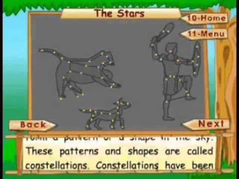 The Stars - Kids Animation Learn Series