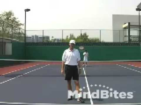 Tennis Overhead Lesson For Beginners