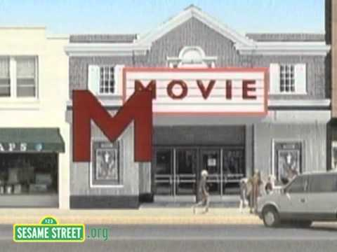 Sesame Street: Letter M Stores
