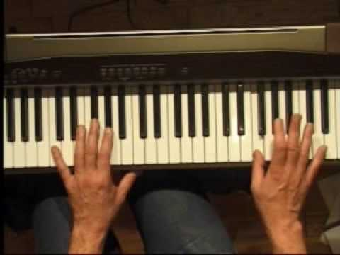 Piano Lesson - How to Play the Ab major scale (right hand)