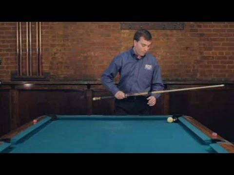 Pool Trick Shots / Classic Shots: Hustler Bank