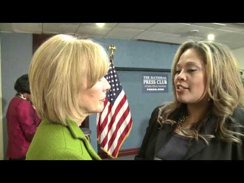 Tara Setmayer at Political Parity Launch
