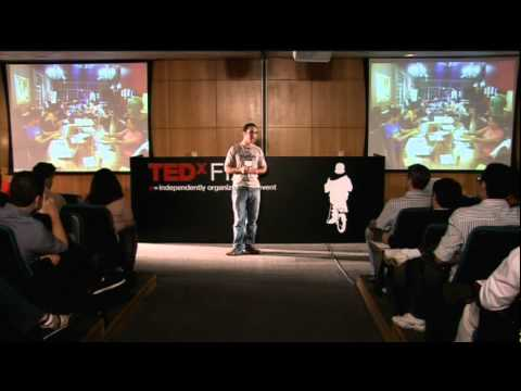 "TEDxFIAP - Daniel Epstein -  ""The Unreasonable Importance of Humility"""