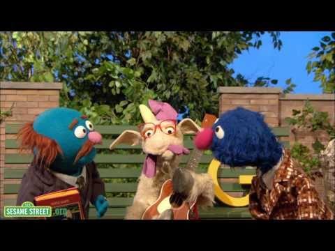 Sesame Street: Letter G Game