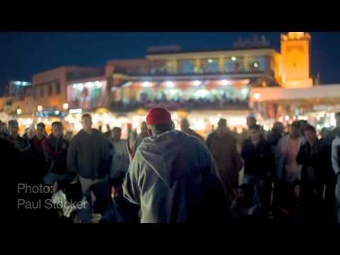 The Coolest Stuff on the Planet - Mesmerizing, Magical Marrakesh
