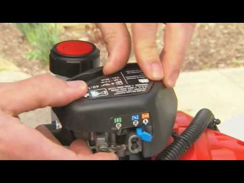 String Trimmer Maintenance