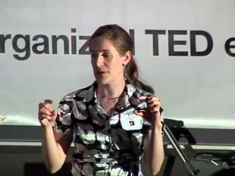 TEDxSB - Jeannie A. Stamberger - Space In the Clouds