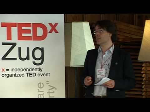TEDxZug - Mark Eisenegger - Reputation in 3 Dimensions