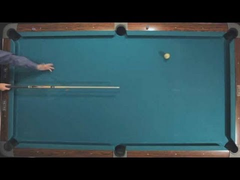 Pool Trick Shots / Fundamentals: Avoiding the Scratch