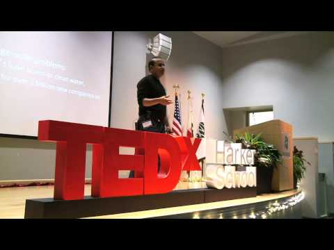 TEDxHarkerSchool - Karl Mehta  - Building Blocks of Entrepreneurship