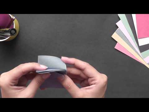 Origami - Make a Coin Purse (HD)