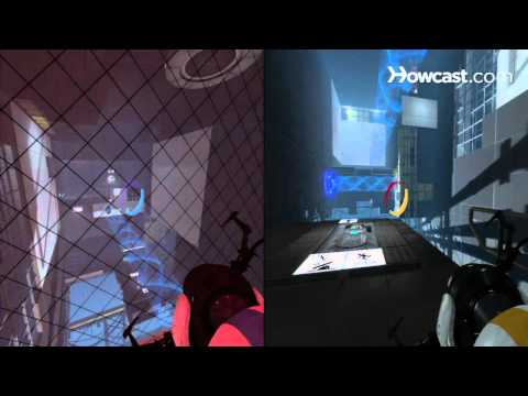 Portal 2 Co-op Walkthrough / Course 4 - Part 4 - Room 04/09