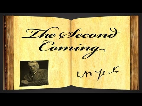 The Second Coming by William Butler Yeats - Poetry Reading