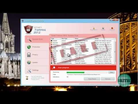 Remove Malware Smart Fortress 2012 by Britec