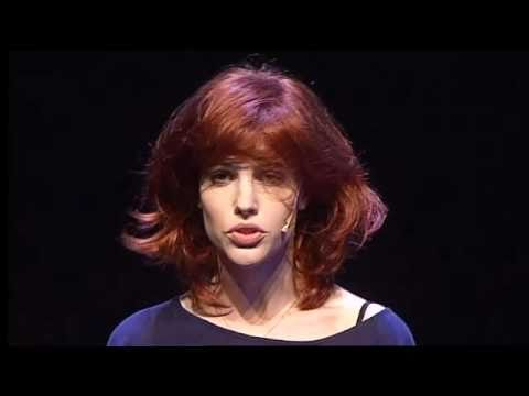 "TEDxMaastricht - Sophie van der Stap - ""Girl with the nine wigs"""