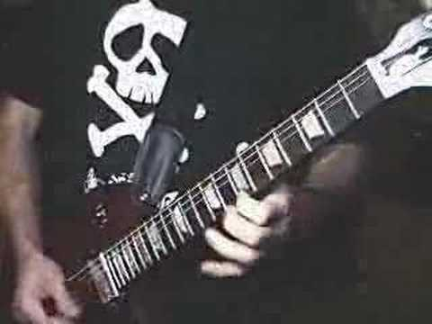 "Original Heavy Metal Solo: ""Rise of the Dragon"""