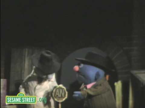 Sesame Street: Gangsters -An Plan