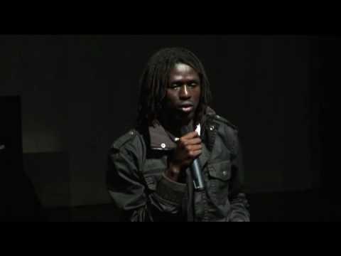 TEDxYouth@Manchester - Emmanuel Jal - 11/12/09