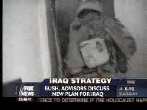 President Bush Looking for Iraq Strategy? Grotto on Fox News