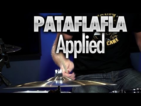 Pataflafla Applied - Drum Lessons