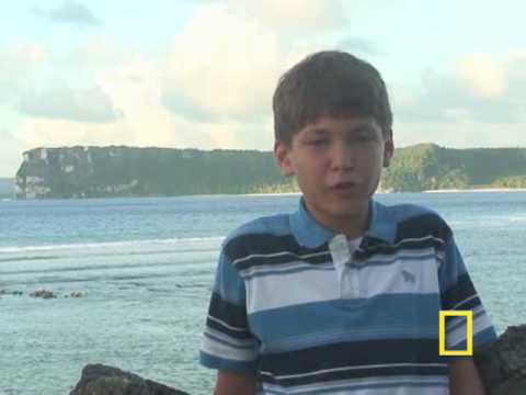 National Geographic Bee 2010 - Geographic Bee 2010 - Pacific Territories Finalist