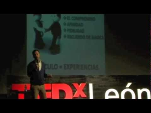 TEDxLeón - Juan José González - Del marketing 1.0 al marketing 3.0