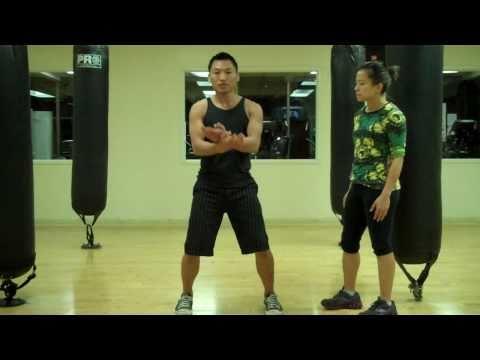 Wing Chun - Chum Kiu (part 3)